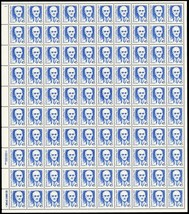 2188, 45¢ Harvey Cushing MD Sheet of 100 Stamps CV $140.00 - Stuart Katz - $65.00