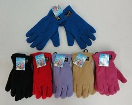 Bulk lot 48 Pairs Childrens Kids Assorted Thermal Insulated Winter Fleec... - $105.28 CAD