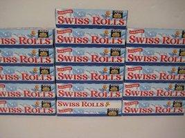 Little Debbie Swiss Rolls, 12- Cake Rolls, Twin Wrapped, Case of 16! - $53.60