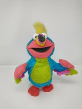 Elmo Mattel Sesame Street Elmo Bird Is The Word Talking Plush 2005 Works! - $21.19