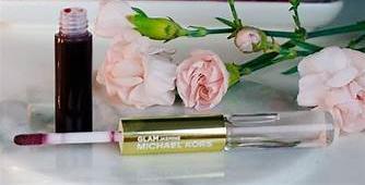 Michael Kors Glam Jasmine Eau de Parfum & Icon Lip Luster Rollerball
