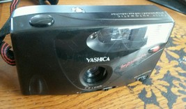 YASHICA dx impression CAMERA 4.5 lens red eye r... - $59.99