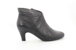Abeo  Hazel  Ankle  Elegant Boots Black  Size 6.5 Neutral Footbed () 5359 - $110.00