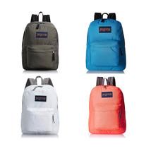 Jansport Superbreak Backpack Book Bag with Multiple Pockets, sports, travel, Gym - $49.95