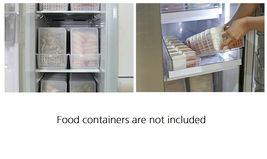 Silicook Kitchen Refrigerator Organizing Basket Tray Organizer Set (5 counts) image 7