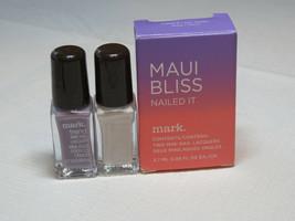 Avon Mark Maui Bliss Nailed It 2 mini nail Lacquer Cloud Hula polish mani pedi - $10.68