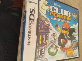Nintendo DS Club Penguin: Herbert's Revenge image 1