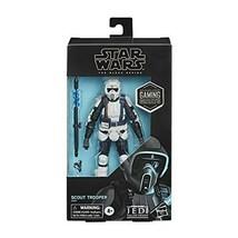 Hasbro - Figurine Star Wars Jedi Fallen Order - Scout Trooper Black Seri... - $56.34