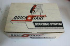 Turner Quick Start QS3285425 Hand Engine Starter Relay kit New  image 3