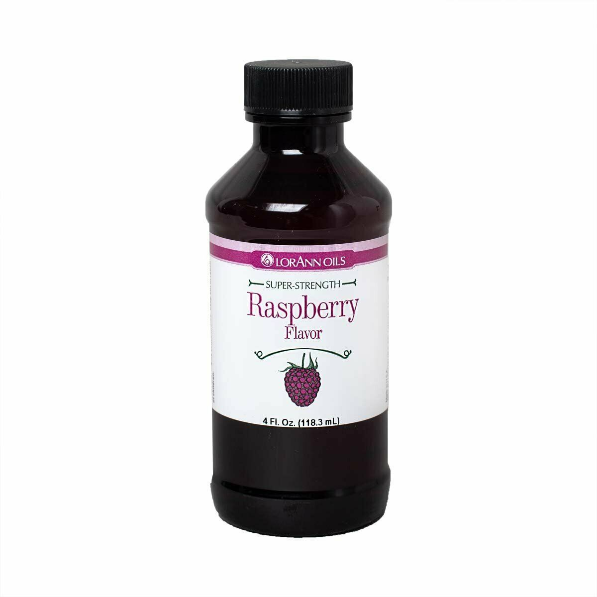 Primary image for LorAnn Super Strength Raspberry Flavor 4 ounce bottle