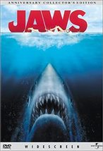 Jaws (Widescreen Anniversary Collector's Edition) DVD - $2.00