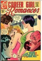 Career Girl Romances #54 1969-Charlton-Circus girl-high grade copy-gloss... - $63.05