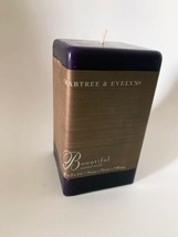Crabtree & Evelyn- Bountiful fragrance Candle- 3x3x5.5 Rare And Unlit - $48.37