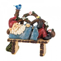 Solar Afternoon Nap Gnome - $28.95