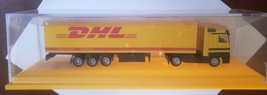DHL Express & Logistics Trailer Truck in plastic case, NOS - $15.95