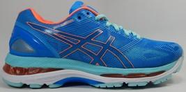 Asics Gel Nimbus 19 Running Shoes Women's Size US 7 M (B) EU 38 Blue T750N