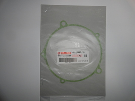 Clutch Right Side Outer Cover Gasket OEM Genuine Yamaha YZ125 YZ 125 89-93 - $9.95