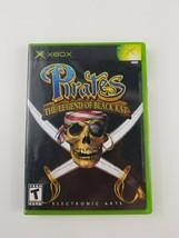 Pirates: The Legend of Black Kat (Microsoft Xbox, 2002) Complete, Manual... - $9.49