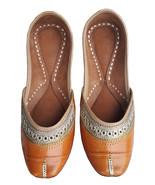 punjabi jutti  designer shoes, ething shoes,leather jutti USA-7         ... - $29.99