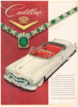 Vintage 1953 Magazine Ad Cadillac Survey States Owners Are Loyal / Armour Star - $5.93