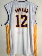 Adidas NBA Jersey Los Angeles Lakers Dwight Howard White sz M - $9.90