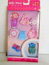 2002 Mattel Kelly Club & Tommy Clothes From Kelly Dream Club Video NRFB - $28.99