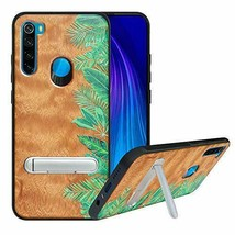 HHDY Compatible with Xiaomi Redmi Note 8 Case Metal Rainforest - $22.43