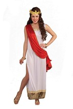 Empress of Rome Greek Roman Queen Lady Fancy Dress Up Halloween Adult Co... - £21.85 GBP
