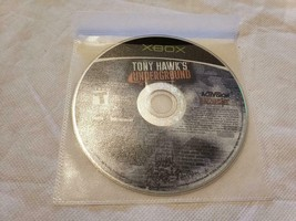 Tony Hawk's Underground Video Game Microsoft Xbox - GAME DISC ONLY - $9.80