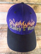 Stanley & Weiss Pro Outlaw Racing Snpaback Adult Hat Cap - $11.13