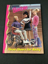Barbie And Friends Book Club - Three Cheers For Becky HC Picture Chapter... - $7.91