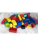 LEGO DUPLO Building Blocks Bulk Lot  1lb. 6 oz. 64 Pieces - $28.04