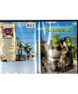 Shrek 2 -DVD case and artwork - $10.00