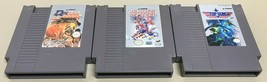 Blades of Steel, Top Gun, Double Dribble 3 NES Konami Game Lot Nintendo - $15.00