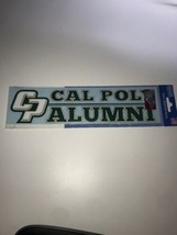 Cal Poly Alumni Mustangs Vinyl Transfer Decal Sticker - $21.49