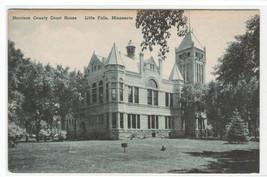 Court House Little Falls Minnesota postcard - $5.94