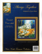 Counted Cross Stitch Pattern-Near North Treasures-ALWAYS TOGETHER-Dyan A... - $9.46