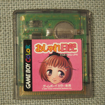 Kisekae Series 2: Oshare Nikki (Nintendo Game Boy Color GBC, 2001) Japan... - $3.00