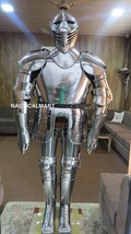 Medieval Knight Wearable Full Suit Of Armour Collectible Armour Costume - $799.00