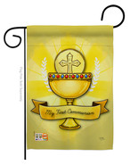 My Holy Communion - Impressions Decorative Garden Flag G153065-P3 - $16.97