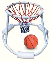 Swimline Super Hoops Floating Basketball Game - $25.24