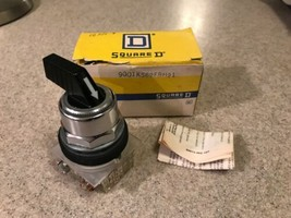 Square D 9001KS62FBH21 Schnieder Electric Selector Switch 600-Vac - $49.99