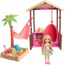Barbie Chelsea Tiki Hut - $30.36