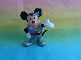 Vintage Disney Captain EO Tomorrowland Mickey Mouse PVC Figure - as is - $10.15