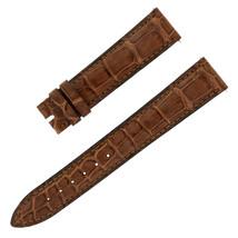 Franck Muller 20K 16 - 14mm Brown Alligator Leather Watch Band - $177.21