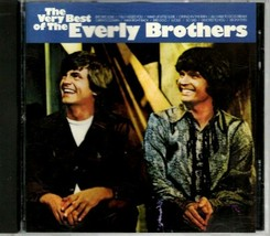 The Everly Brothers  (The Very Best of) CD - $2.98