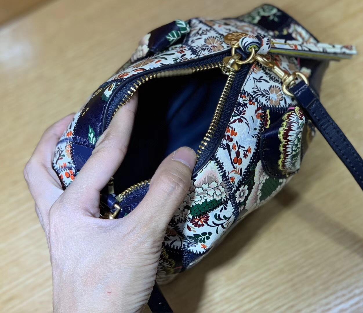 Tory Burch Peggy The Pig Mini Bag