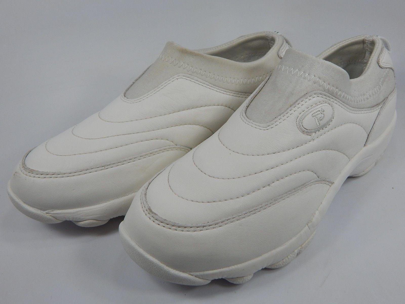 Propet Wash & Wear II Women's Slip On Walking Shoes Size 6.5 2E (X) EXTRA WIDE