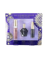 Elizabeth Taylor Fragrance Collection Eau de Toilette 3-Piece Set for Women - $23.11