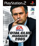 Total Club Manager 2005 (PS2) - Free postage - ... - $4.90